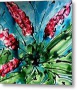 The Divine Flower Metal Print