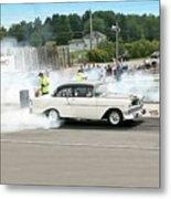 2001 08-18-2013 Esta Safety Park Metal Print