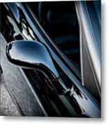 2002 Corvette Ls1 Painted  Metal Print