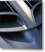 2002 Pontiac Trans Am Hood Vents Metal Print