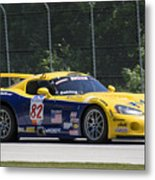 2003 Dodge Viper Gts-r At Road America Metal Print