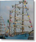 2004 Tall Ships Metal Print