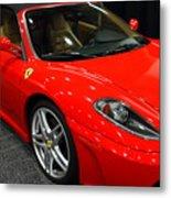 2006 Ferrari F430 Spider . 7d9385 Metal Print
