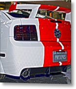 2006 Ford Mustang No 2 Metal Print