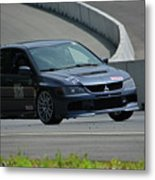2006 Mitsubishi Evo Metal Print