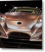 2007 Lexus Lf-a Exotic Sports Car Concept No 2 Metal Print