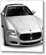 2009 Maserati Quattroporte S Metal Print