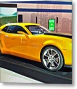 2010 Chevrolet Camaro Metal Print