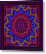 20110413-royaltapestry-uk25-k12-v04 Metal Print