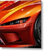 2012 Falcon Motor Sports F7 Series 1  Metal Print