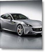 2012 Ferrari Ff 3 Metal Print
