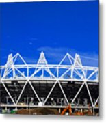 2012 Olympics London Metal Print