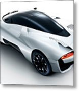 2014 Ssc Tuatara 2 Wide Metal Print