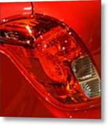 2015 Buick Encore Tail Light Metal Print