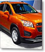 2015 Chevrolet Trax No 1 Metal Print