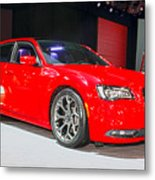 2015 Chrysler 300 Sport Metal Print