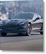 2015 Corvette Z06 Coupe Metal Print