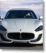 2015 Maserati Granturismo Metal Print