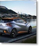 2015 Nissan Sway Concept 3  1 Metal Print
