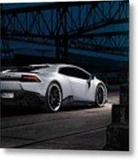 2015 Novitec Torado Lamborghini Huracan 3  1 Metal Print
