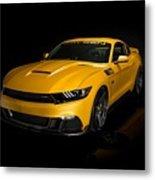 2015 Saleen Mustang S302 Black Label  Metal Print