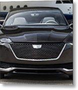 2016 Cadillac Escala Concept 3 Metal Print