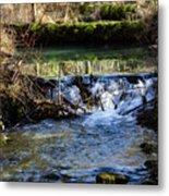 2018_2_12  Mountian Stream-4218 Metal Print