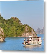 Halong Bay - Vietnam Metal Print
