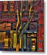 219 Washington Street Metal Print