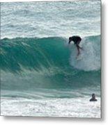 Australia - The Surfer Metal Print