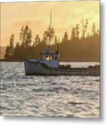 Down East Maine  Metal Print
