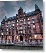 Hamburg Germany Metal Print