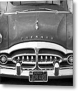 Route 66 Cars Cafes Restaurants Hotels Motels Metal Print