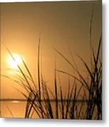 Sunrise / Sunset / Indian River Metal Print