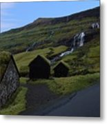 The Faroe Islands  Metal Print