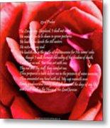 23rd Psalm Metal Print