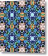 Arabesque 105 Metal Print