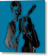 Chuck Berry Collection Metal Print