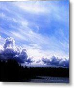 Earth Metal Print
