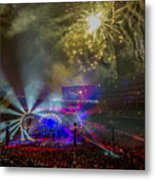 The Grateful Dead At Soldier Field Fare Thee Well Metal Print