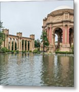 2464- Palace Of Fine Arts Metal Print