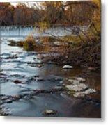 Grand Falls Waterfall Metal Print