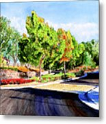 #259 Corin At Hayden Metal Print