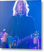 Barry Gibb Metal Print