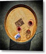 2698- Mauritson Wines Metal Print