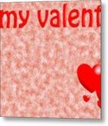 Valentines Metal Print