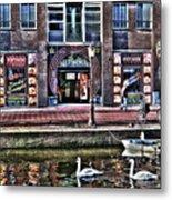 270 Amsterdam Metal Print