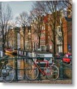 274 Amsterdam Metal Print