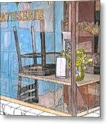 29  Croissant D'or Patisserie Metal Print