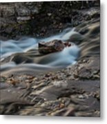 Grand Falls Waterfall Metal Print